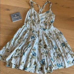 Urban Outfitters Kimchi Blue Fit and Flare Dress
